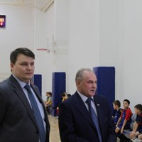 Opening of the sports and leisure center <br>Uraltrubprom 2015
