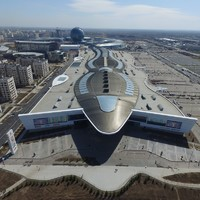 Shopping malls «Mega Silk Way»